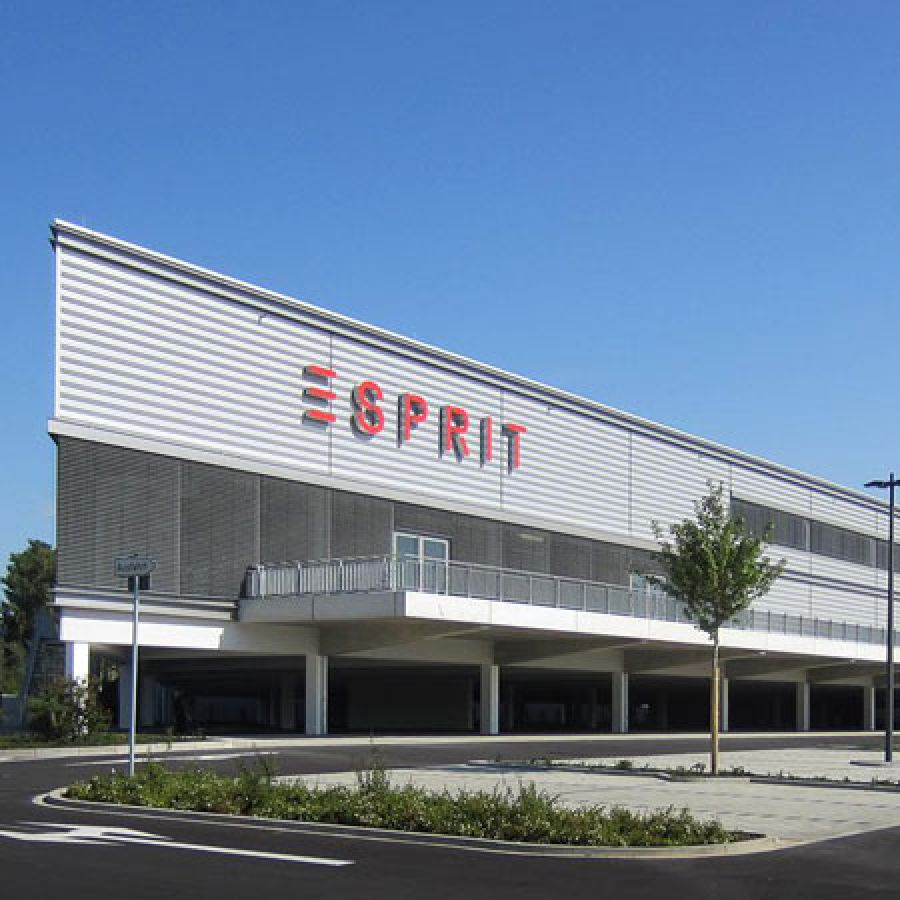 sale online cheapest price cheapest Esprit Outlet in Ratingen - LANSING Metallbau