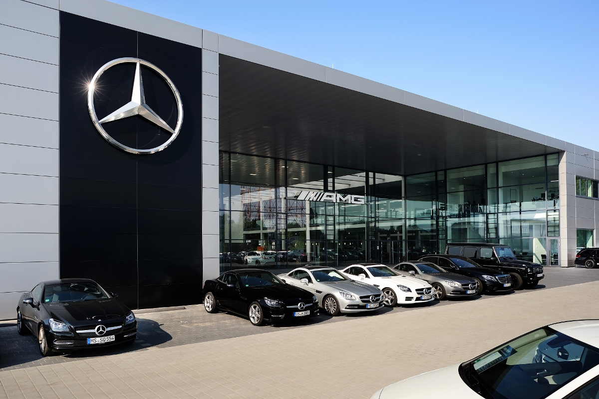 beresa m nster autohaus der zukunft lansing metallbau. Black Bedroom Furniture Sets. Home Design Ideas